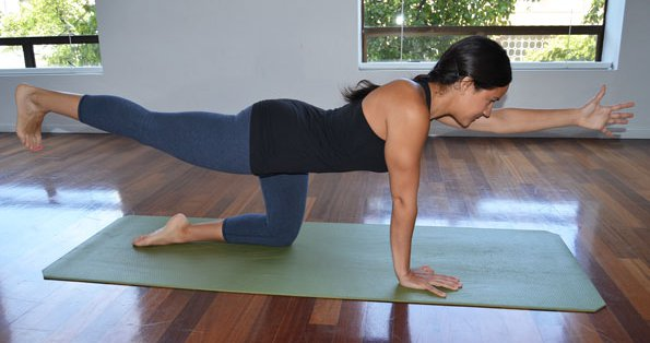 8 Yoga Poses To Combat Back Pain From Sitting One Medical
