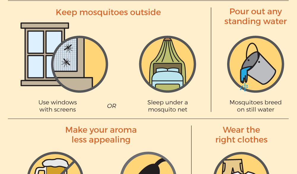 7 Ways To Prevent Mosquito Bites